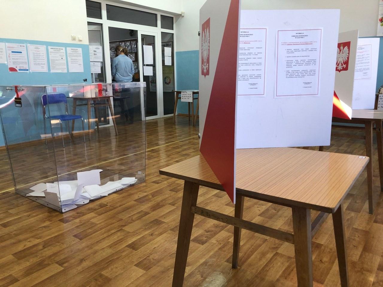 Wybory w czasach epidemii. W kilku gminach Polacy poszli do urn