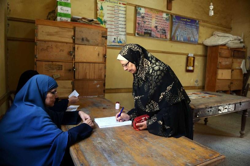 Wybory w Egipcie /AFP