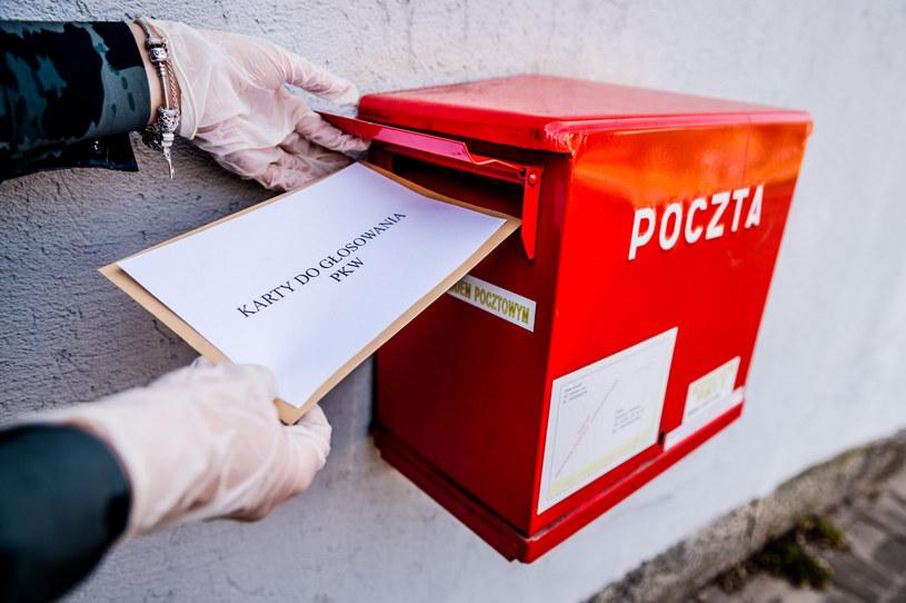 Wybory w formie korespondencyjnej; zdjęcie ilustracyjne /Marcin Bruniecki /Reporter