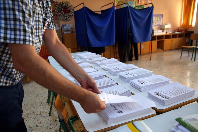 Wybory w Grecji /ORESTIS PANAGIOTOU /PAP