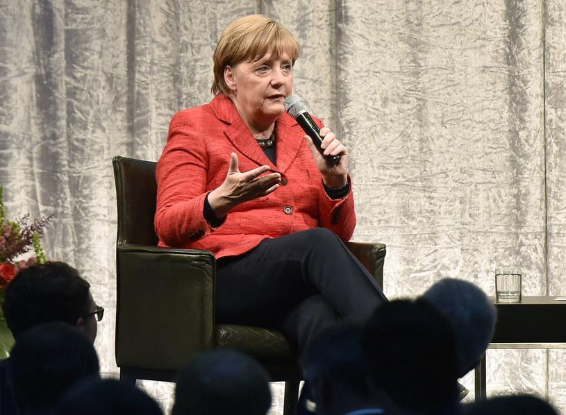 Wybory w Nadrenii Północnej-Westfalii wygrała partia Angeli Merkel /AFP