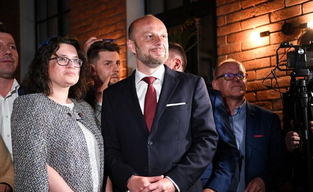 Wybory w Rzeszowie. Konrad Fijołek: W Rzeszowie wygrała jedność