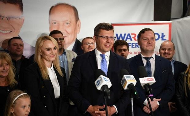 Wybory w Rzeszowie. Marcin Warchoł: Jestem gotów wspierać mieszkańców miasta