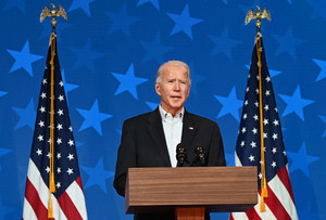 Wybory w USA. Joe Biden: Nie mam wątpliwości co do swojej wygranej