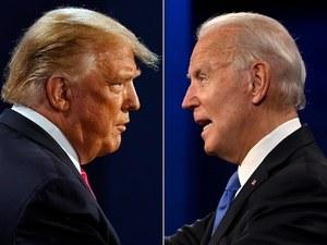 Wybory w USA. Joe Biden prowadzi w walce o Biały Dom z przewagą 7,2 pkt proc.