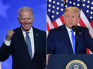 Wybory w USA. Joe Biden wychodzi na prowadzenie w kluczowym stanie