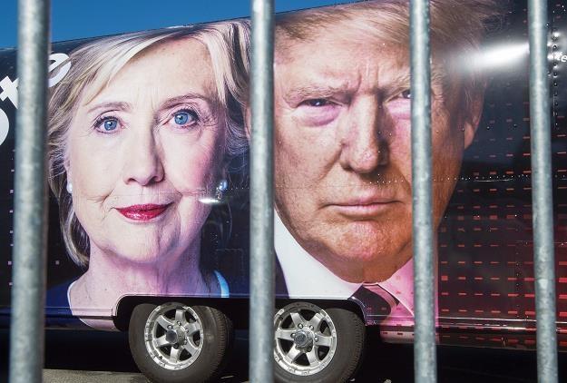 Wybory w USA: Kto lepszym prezydentem dla Polski? /AFP