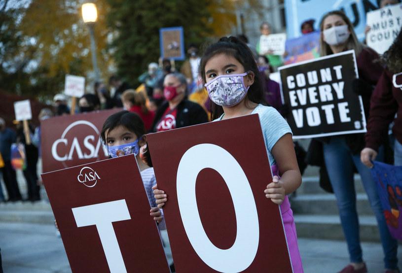 Wybory w USA /AFP