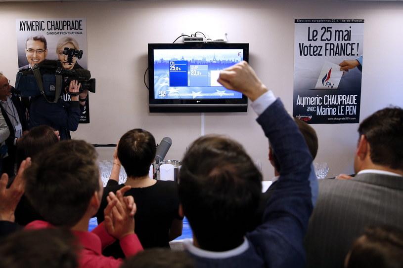 Wybory we Francji /AFP