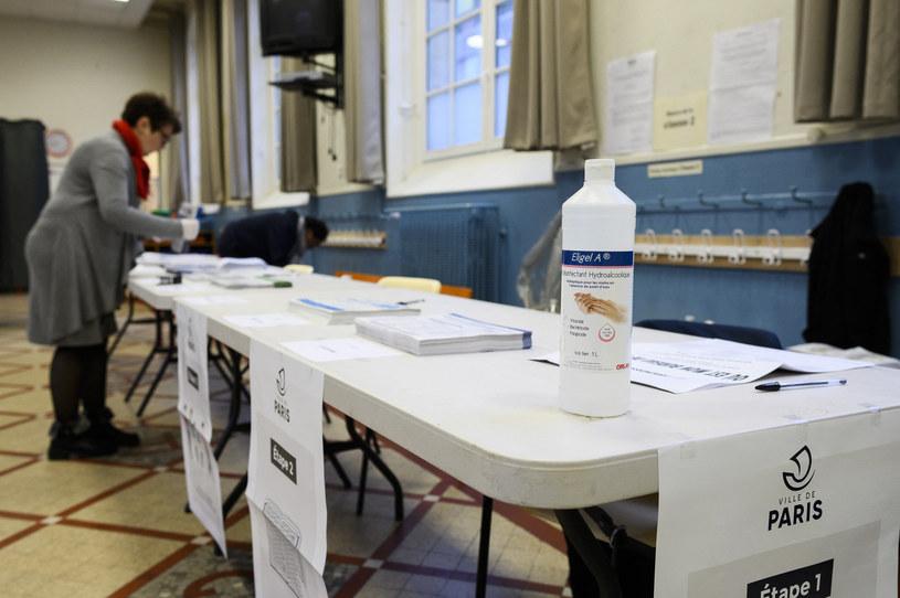 Wybory we Francji /Eliot Blondet/ABACAPRESS.COM /East News