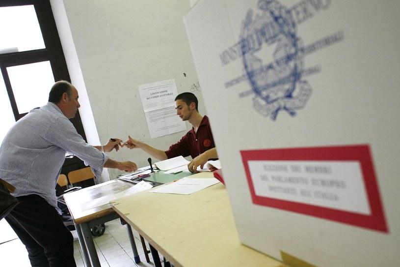 Wybory we Włoszech, zdj. ilustracyjne /Dario Pignatelli /East News