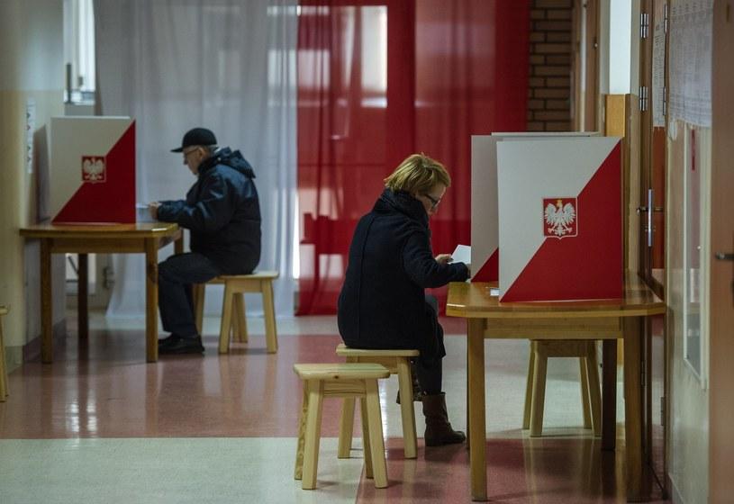Wybory, zdj. ilustracyjne /Jacek Dominski/ /Reporter