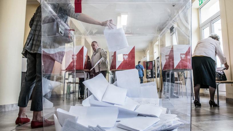 Wybory; zdj. ilustracyjne /Jacek Domiński /Reporter