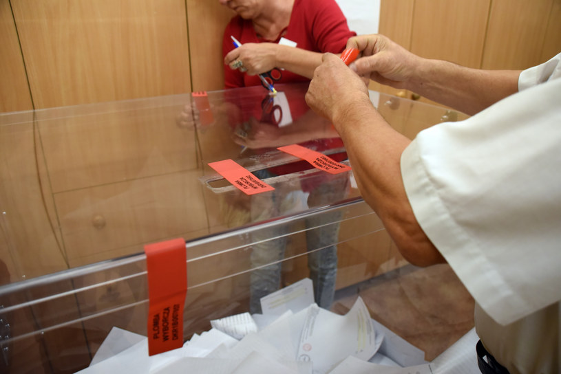 Wybory, zdj. ilustracyjne /Marek Lasyk/REPORTER  /East News