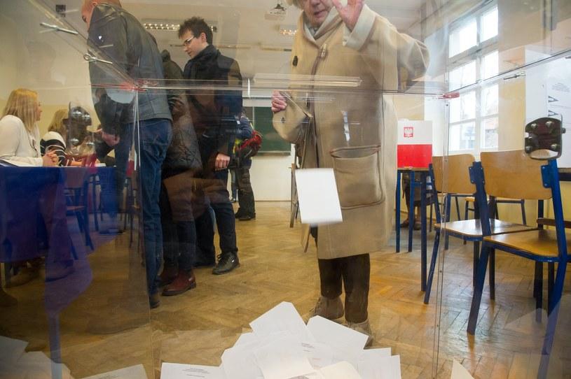 Wybory /Wojciech Stróżyk /Reporter