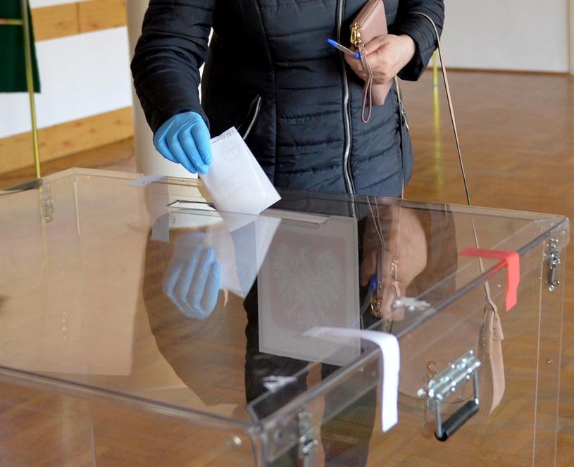 Wybory /Łukasz Solski /East News