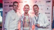 Wybrano najprzystojnieszego geja. Mister Gay Poland 2017 został Kacper Sobieralski