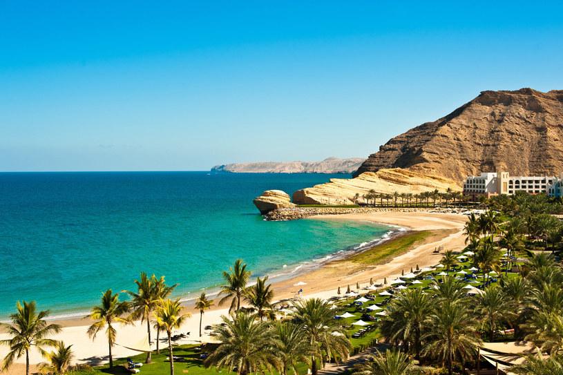 Wybrzeże Omanu /123RF/PICSEL