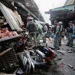 Wybuch bomby w Tajlandii. Trzy osoby zginęły
