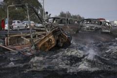 Wybuch cysterny z gazem w Kenii. 30 zabitych, wielu rannych