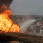 Wybuch cysterny z gazem w Nigerii. Nie żyje co najmniej 35 osób