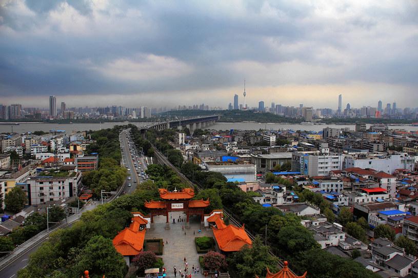 Wybuch epidemii miał miejsce w Wuhan /123RF/PICSEL