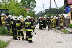 Wybuch gazu w Chodelu