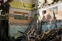 Wybuch gazu w szkole w Kazimierzu Dolnym