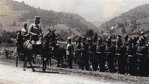 Wybuch I wojny światowej. Droga do legionów