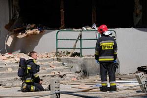Wybuch kamienicy w Bytomiu. Najnowsze informacje
