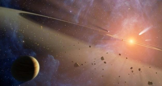 Wybuch supernowej /NASA