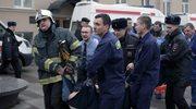 Wybuch w metrze w Petersburgu. To był atak samobójczy?