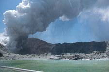 Wybuch wulkanu w Nowej Zelandii. Wzrósł bilans ofiar śmiertelnych