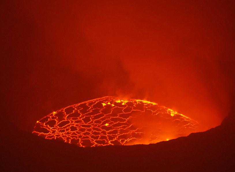 Wybuchł wulkan Nyiragongo /AFP
