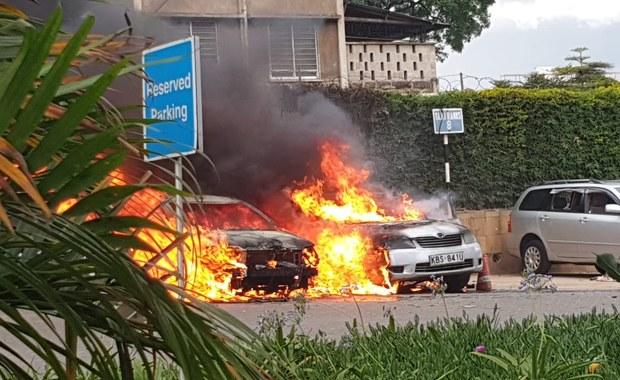 Wybuchy i strzały w stolicy Kenii. Islamiści przyznali się do ataku