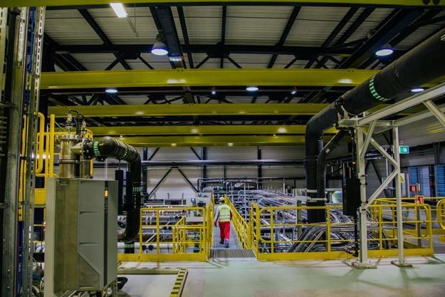 Wybudowany przez Siemensa blok gazowy-parowo PKN ORLEN w Zakładzie Produkcyjnym w Płocku /Informacja prasowa