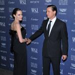 Wychudzona Angelina Jolie i Brad Pitt gwiazdami na imprezie magazynu