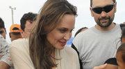 """Wychudzona (?) Angelina Jolie na okładce zagranicznego magazynu. """"34 dni bez jedzenia"""""""