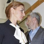 Wychudzona żona Urbańskiego na rozprawie rozwodowej