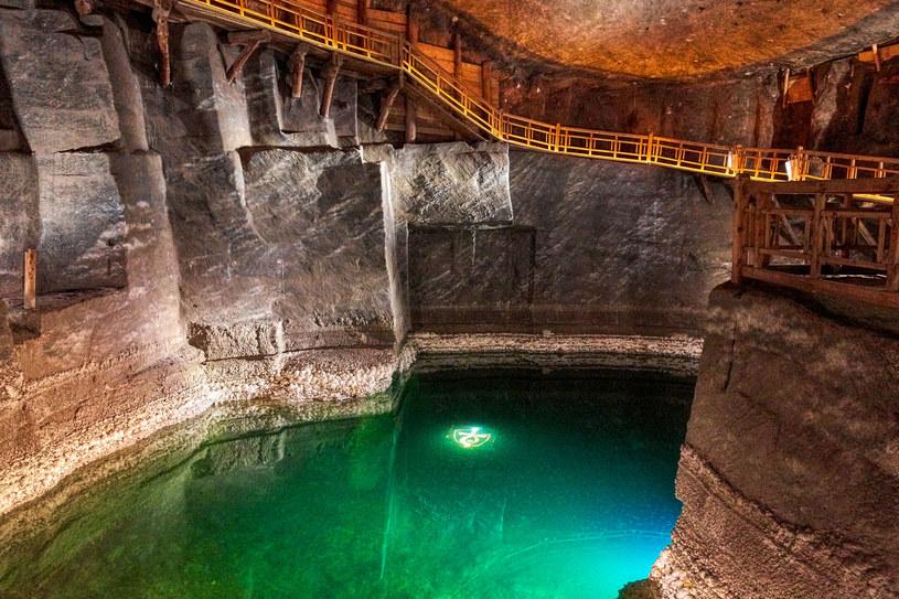 Wycieczka do kopalni soli w Wieliczce znalazła się na 21. miejscu w rankingu /123RF/PICSEL