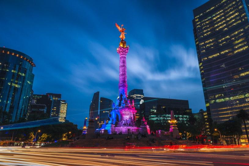 Wycieczka do Meksyku może być równie piękna, co niebezpieczna /123RF/PICSEL