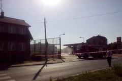 Wyciek gazu na stacji benzynowej. Ewakuowano ponad 50 osób