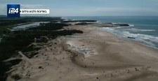 Wyciek ropy na Morzu Śródziemnym. Izrael zamknął wszystkie plaże