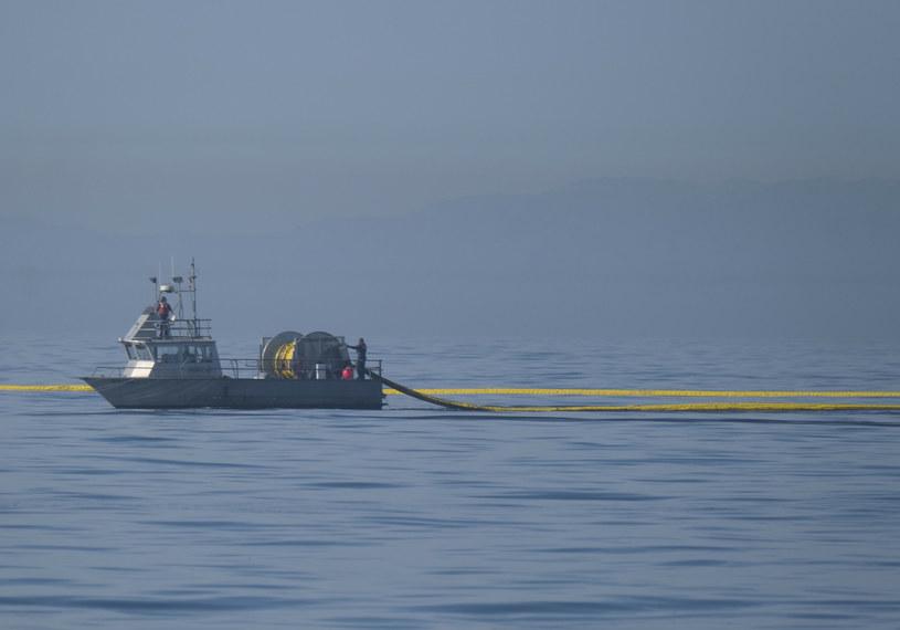 Derrame de petróleo en el océano / FR170512 AP / Associated Press / East News