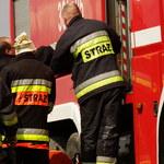 Wyciek z akumulatorów w internacie w Trzciance. Trzy osoby trafiły do szpitala