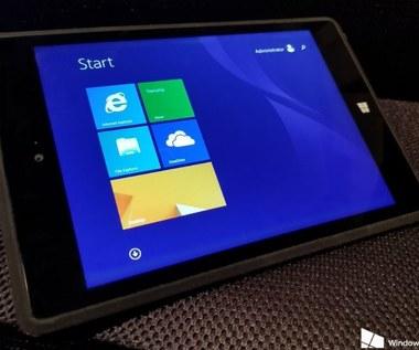 Wyciekły zdjęcia Microsoft Surface Mini