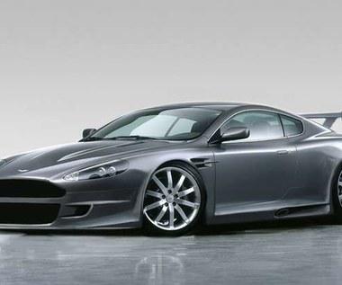 Wyczynowy Aston Martin