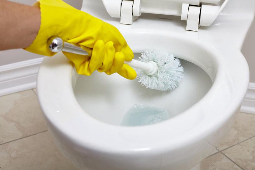 Wyczyść toaletę /©123RF/PICSEL