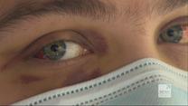 """""""Wydarzenia"""": Agresywny pasażer zaatakował taksówkarza"""