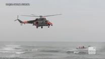"""""""Wydarzenia"""": Akcja ratownicza na Bałtyku. Nie żyje 50-latek, jego syna uznano za zaginionego"""